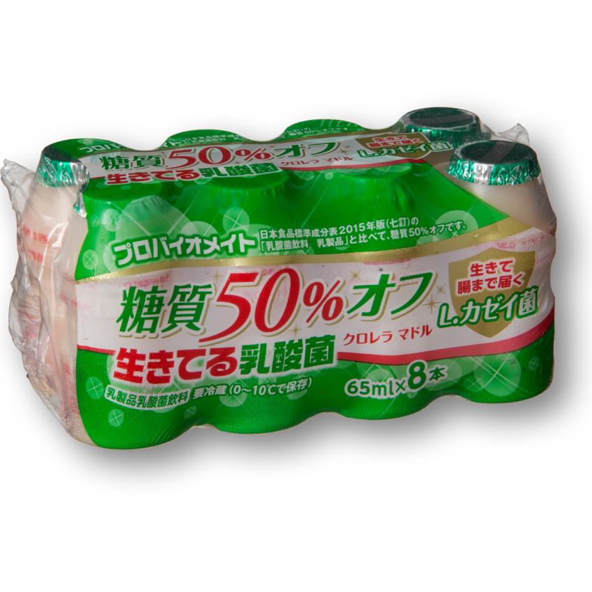 プロバイオメイト糖質50%オフ 8P