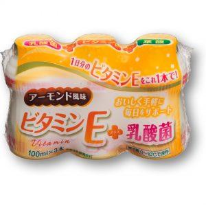 ビタミンE+乳酸菌 3P